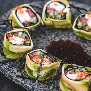 Roll Vegetariano